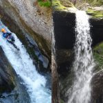 Canyoning in September