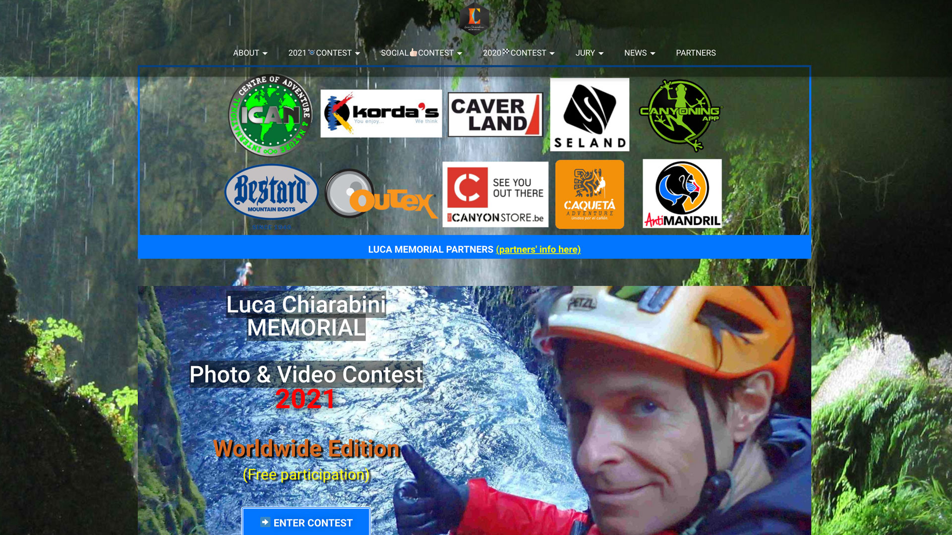 Open call for proposals for caving and canyoning international events