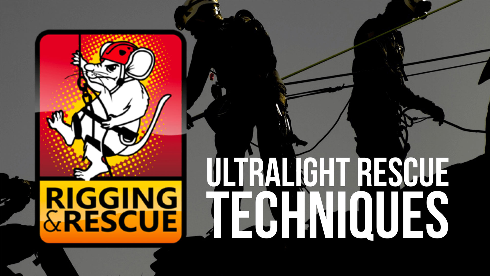 Rigging and Rescue Workshop by Canyons and Crags